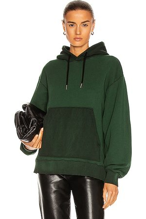 COTTON CITIZEN Brooklyn Oversized Hoodie in Hunter Mix