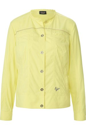 Canyon Women Summer Jackets - Jacket appliquéd trimming size: 10