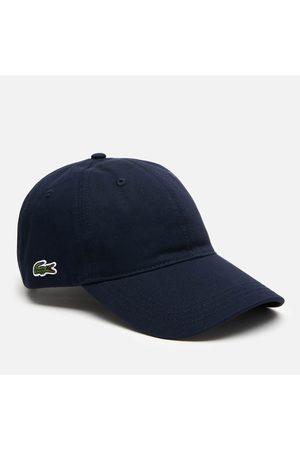 Lacoste Men Hats - Men's Contrast Strap Cotton Cap