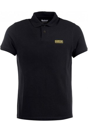 Barbour Men Polo Shirts - BARBOUR INTL ESSENTIAL PIQUE POLO SHIRT, Colour: