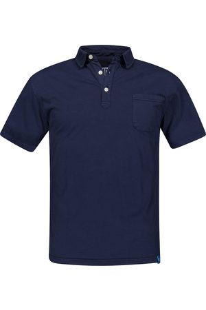 Panareha DAIQUIRI Organic Cotton Jersey Polo Navy