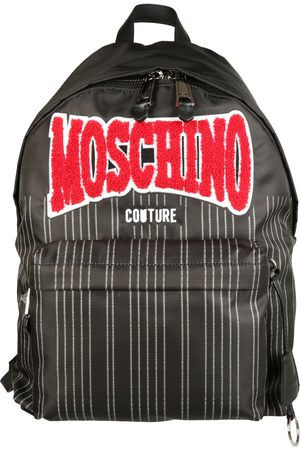 Moschino PINSTRIPES BACKPACK