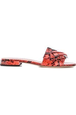 Alberto Gozzi Women Sandals - WOMEN'S DIAM259PIT LEATHER SANDALS