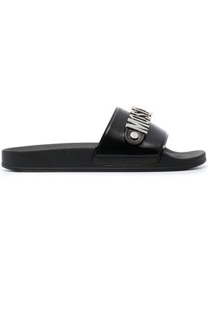 Moschino Men Sandals - MEN'S MB28032G1CG1100A PVC SANDALS