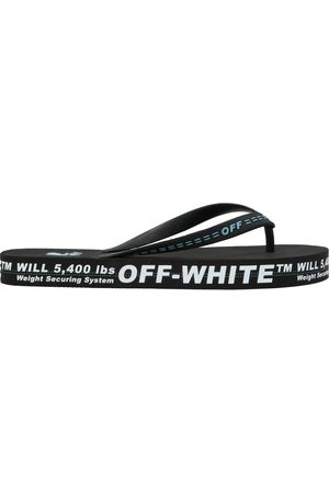 OFF-WHITE MEN'S OMIC002R21MAT0011001 OTHER MATERIALS SANDALS