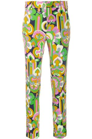 La DoubleJ Women Skinny Trousers - X Mantero slim fit trousers