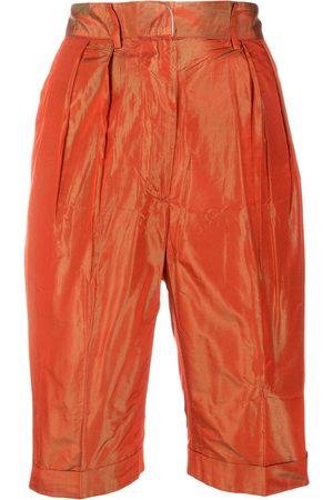 Jean Paul Gaultier Women Trousers - 1990s high-waisted shorts