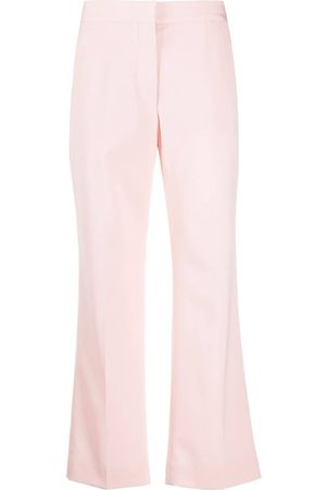 Stella McCartney Cropped tailored trousers