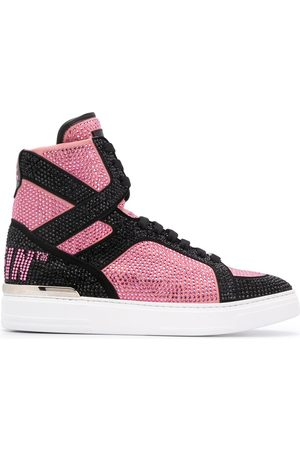 Philipp Plein Money Beast high-top sneakers