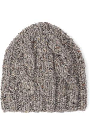 Prada Cable-knit beanie hat