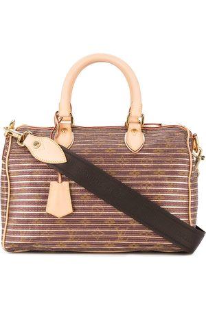 LOUIS VUITTON Pre-owned monogram Eden Speedy Bandouliere handbag