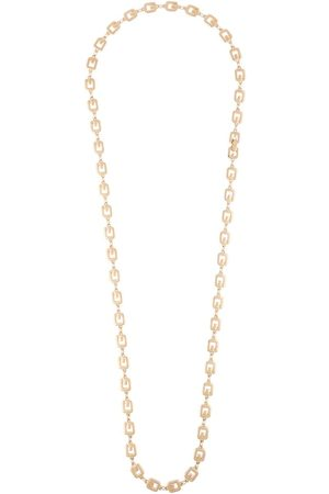 Givenchy Pre-Owned 1980s G link necklace