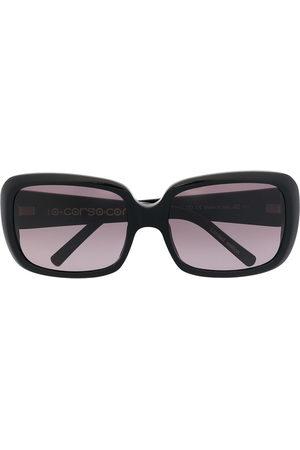 10 CORSO COMO Chunky square sunglasses