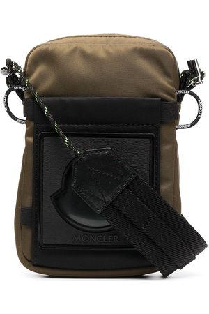 Moncler Extreme logo messenger bag