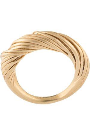 COMPLETEDWORKS Woven design ring