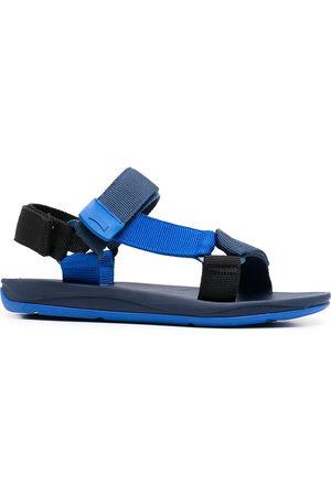 Camper Match touch strap sandals