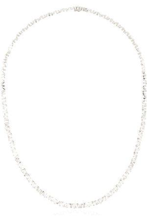 Suzanne Kalan 18K Fireworks diamond necklace