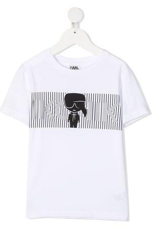 Karl Lagerfeld Ikonik karl logo tee