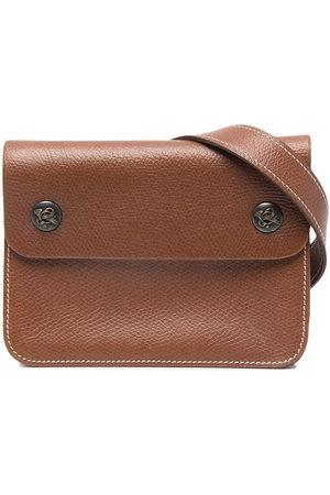 Hermès 1985 pre-owned flap belt bag