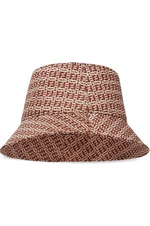 Fendi FF-motif bucket hat