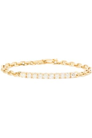 Lizzie Mandler Diamond & 18kt Bracelet - Womens