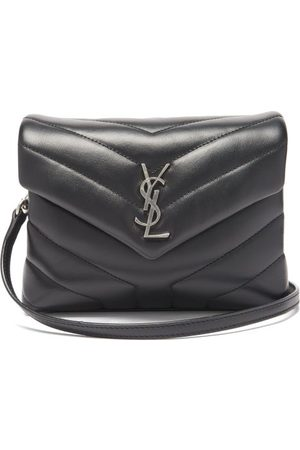 Saint Laurent Loulou Toy Quilted Leather Shoulder Bag - Womens