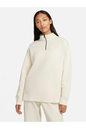 Nike Women Sweatshirts - Nsw Quarter Zip Trend Sweatshirt