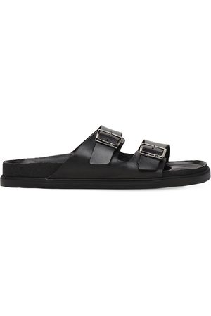 Brador Leather Sandals