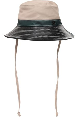 Le Mont St Michel Angele Color & Material Bloc Hat