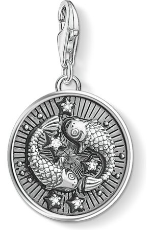 Thomas Sabo Charm pendant zodiac sign Pisces -coloured 1639-643-21