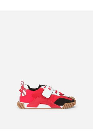 Dolce & Gabbana Boys Trainers - Shoes (24-38) - CALFSKIN AND NYLON NS1 SNEAKERS male 29