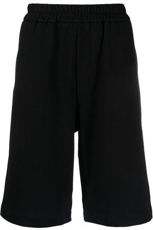 Jil Sander Long cotton shorts