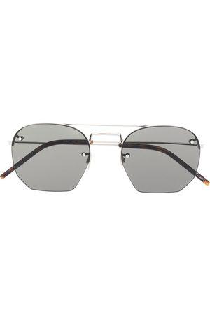 Saint Laurent Sunglasses - 422 aviator-frame sunglasses