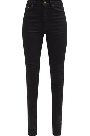 Saint Laurent High-rise Skinny-leg Jeans - Womens