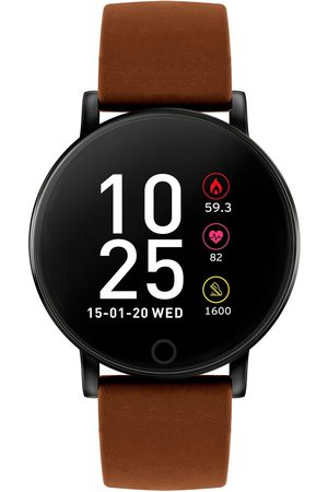Reflex Active Series 5 Smart Watch With Heart Rate Monitor, Music Control, Colour Touch Screen And Upto 7 Day Battery Life