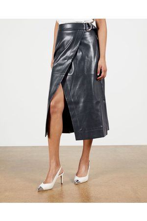 Ted Baker A Line Wrap Skirt