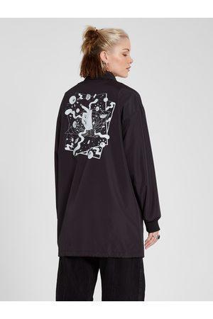 Volcom Women Coats - Women's Vlong Coach Jacket