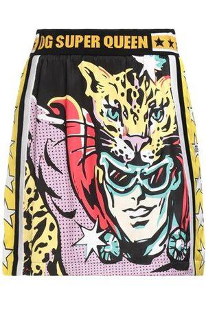 DOLCE & GABBANA Women Skirts - SKIRTS - Knee length skirts