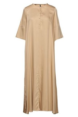 MOTHER OF PEARL DRESSES - Long dresses