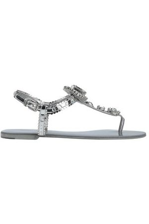 Dolce & Gabbana FOOTWEAR - Toe post sandals