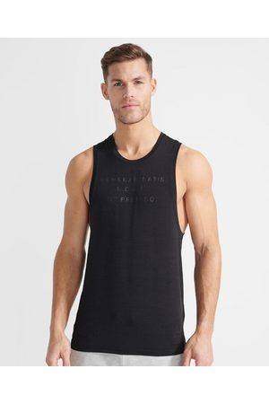 Superdry Sport Training Bootcamp Dropped Tank Top