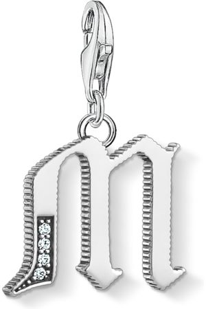Thomas Sabo Charm pendant letter M -coloured 1593-643-21