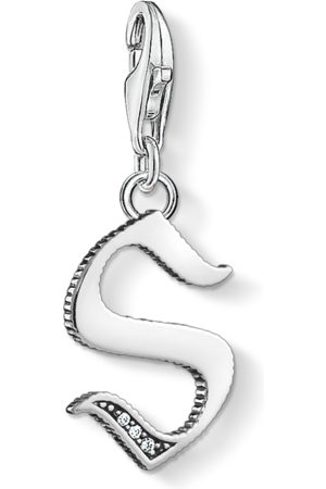 Thomas Sabo Charm pendant letter S -coloured 1599-643-21