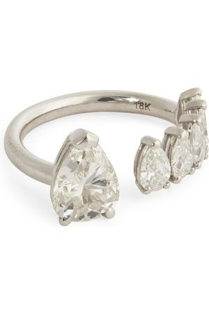 Shay Gold and Diamond Ice Ring (Size 6)