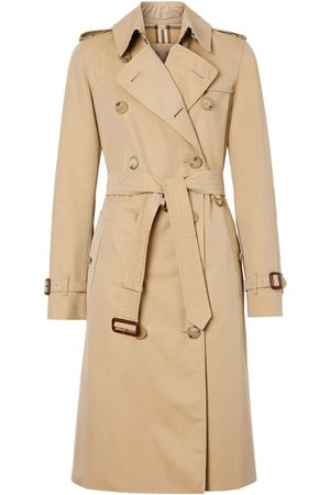 Burberry Kensignton Heritage double-breasted trench coat