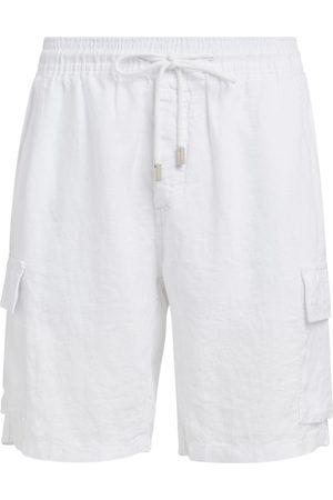 Vilebrequin Linen Baie Shorts