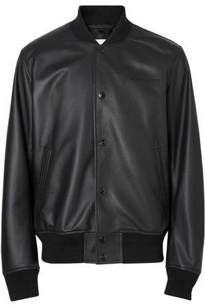 Burberry Embossed logo bomber jacket