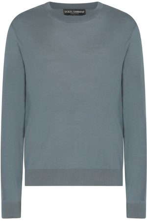 Dolce & Gabbana Virgin Wool Sweatshirt