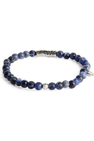 Tateossian Sodalite Beaded Bracelet