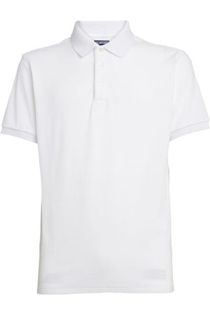 Vilebrequin Terry Cotton Pacific Polo Shirt
